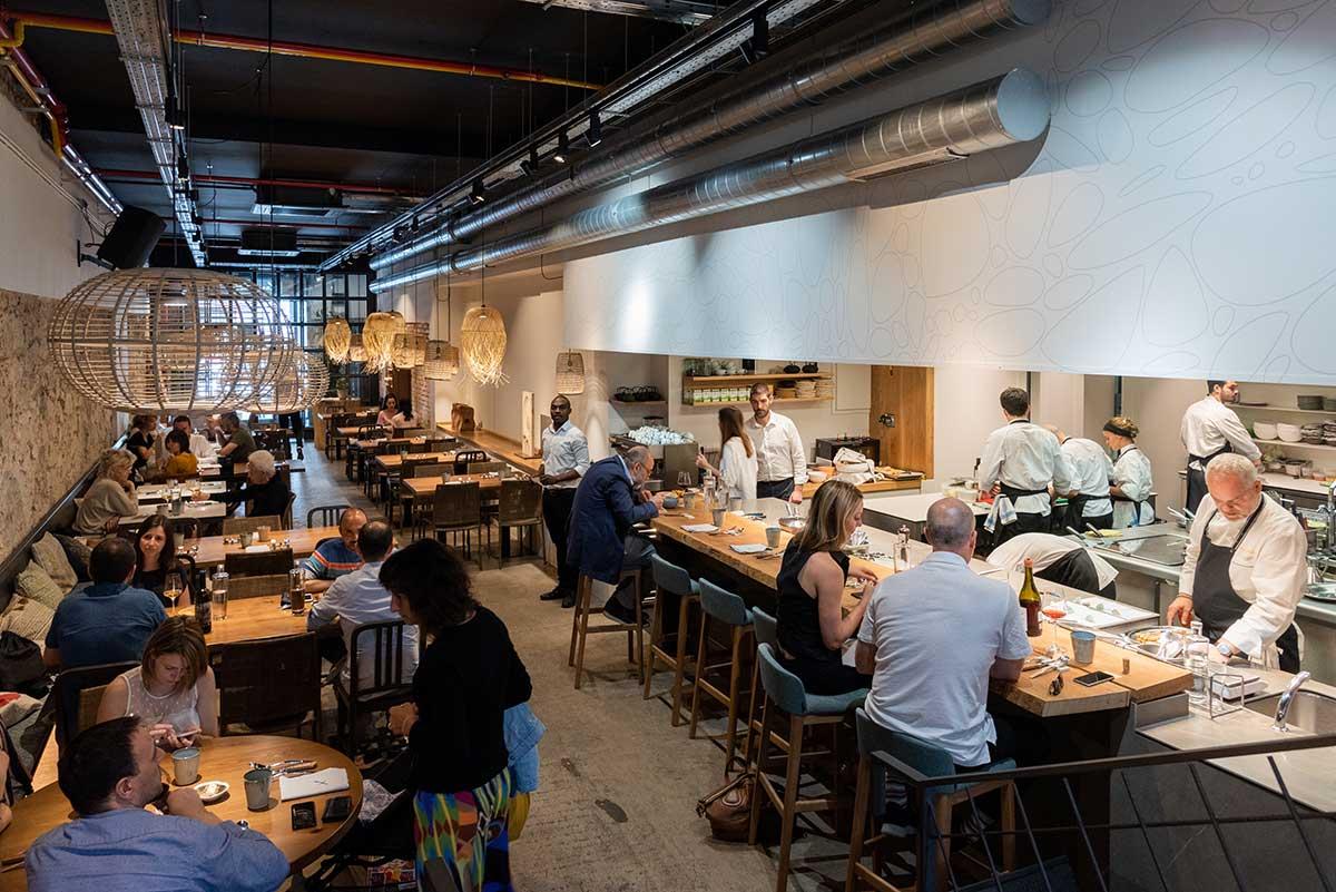 """""""Aquest restaurant és casa meva"""": Xavier Pellicer, cuiner"""