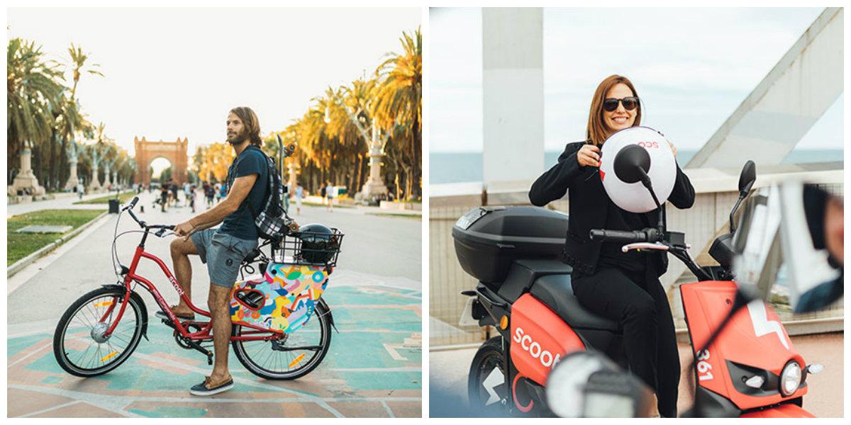 Bicicletes i motos 100% elèctriques, l'alternativa real per reduir la contaminació