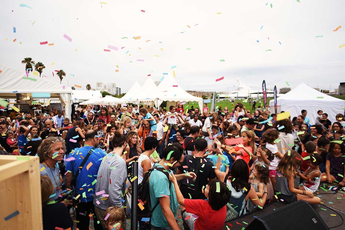 32.000 persones assisteixen al Cómo Como Festival