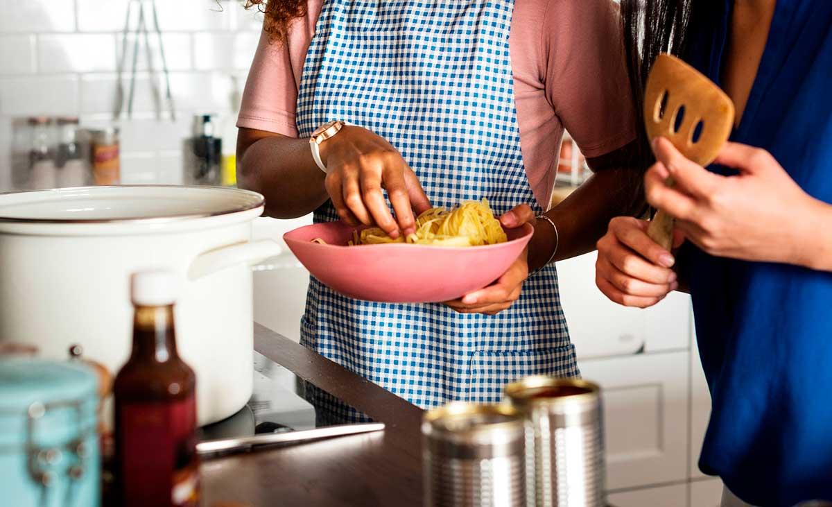 10 trucs de cuina per millorar la salut