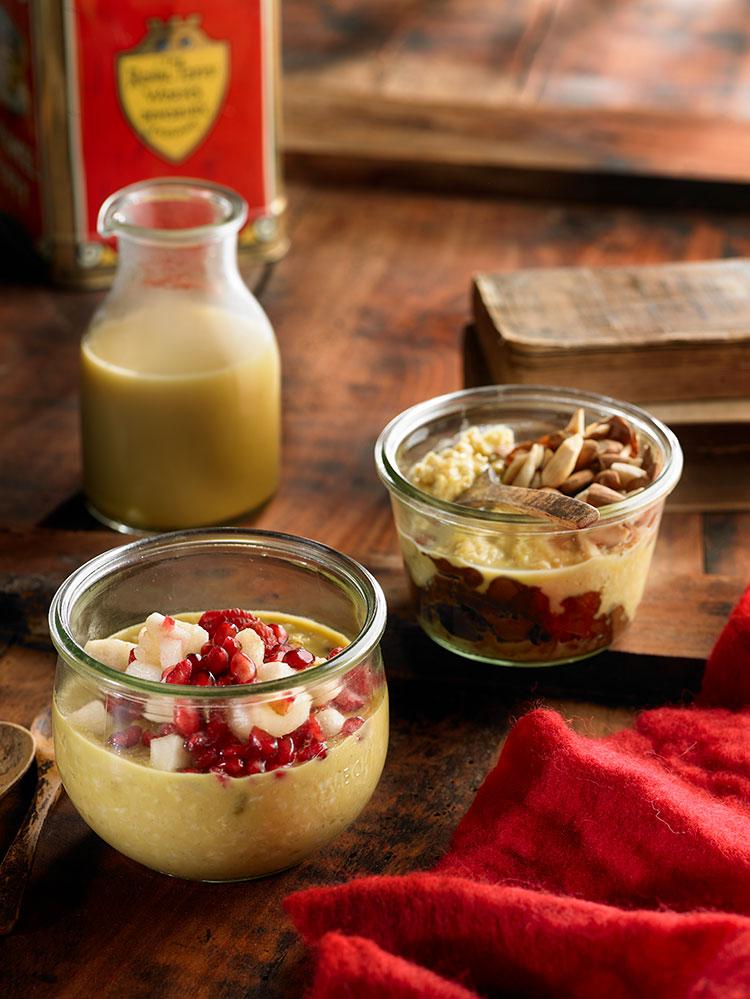 Yellow Porridge