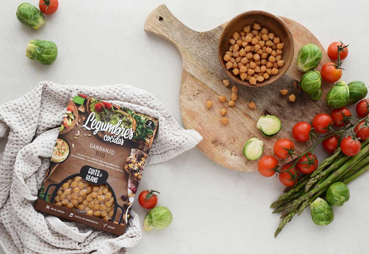 Cuits&Beans, una nova manera de consumir llegums vius
