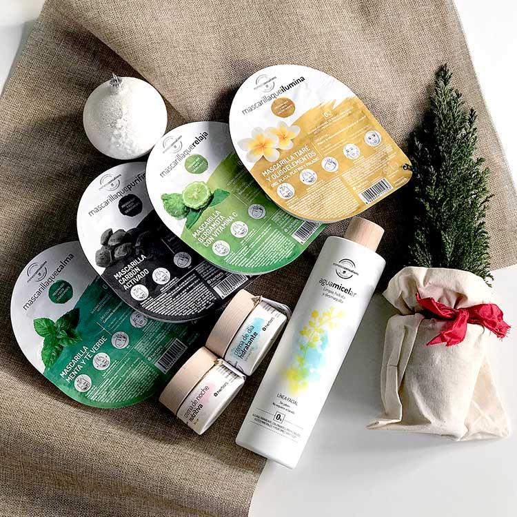 Aquest Nadal regala bellesa natural i cuida els teus amb Mimesis Sensations