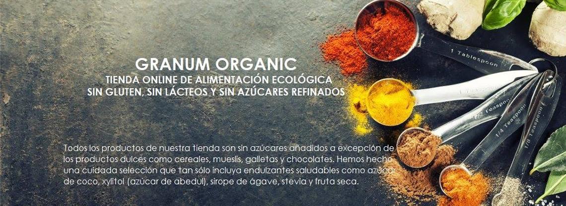Sortegem 1 cupó de 40 € per comprar a Granum Organic