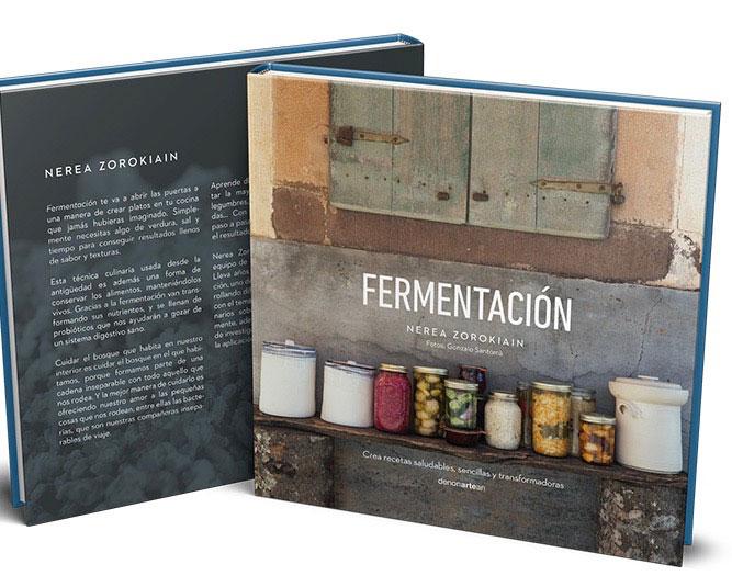 Entrevista a Nerea Zorokiain, autora del llibre Fermentación
