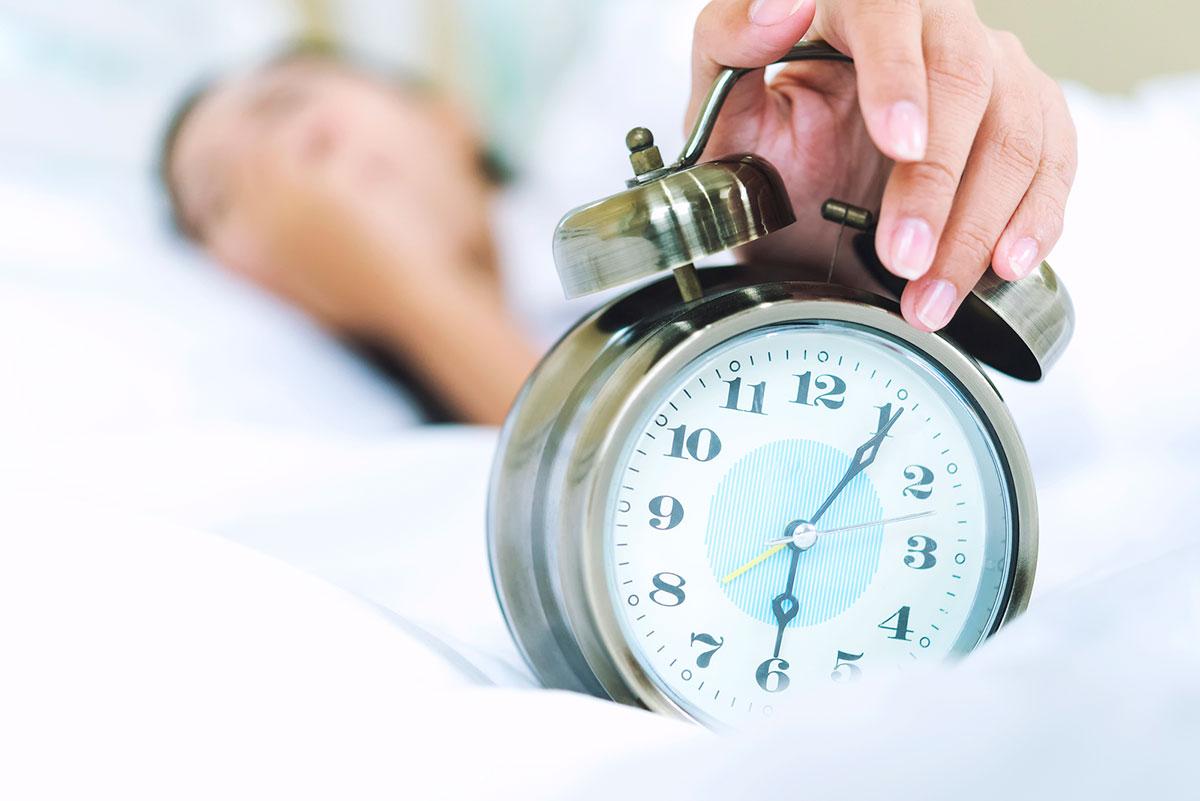 Ritmes circadians i efectes a la salut