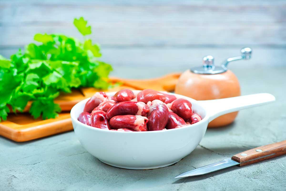Per què és recomanable menjar vísceres