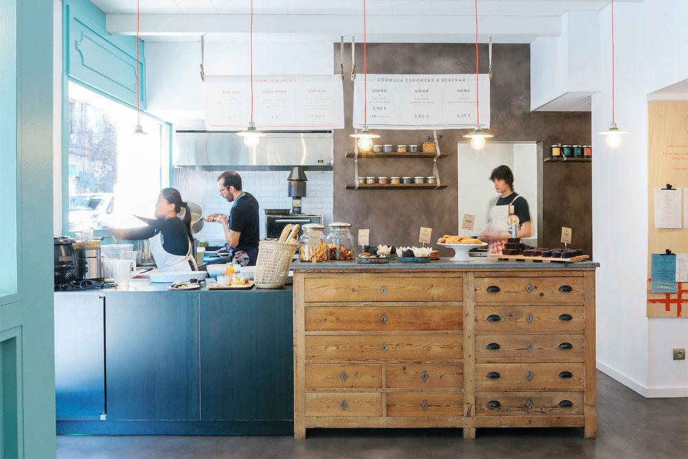 Ressenya restaurant L'Airet