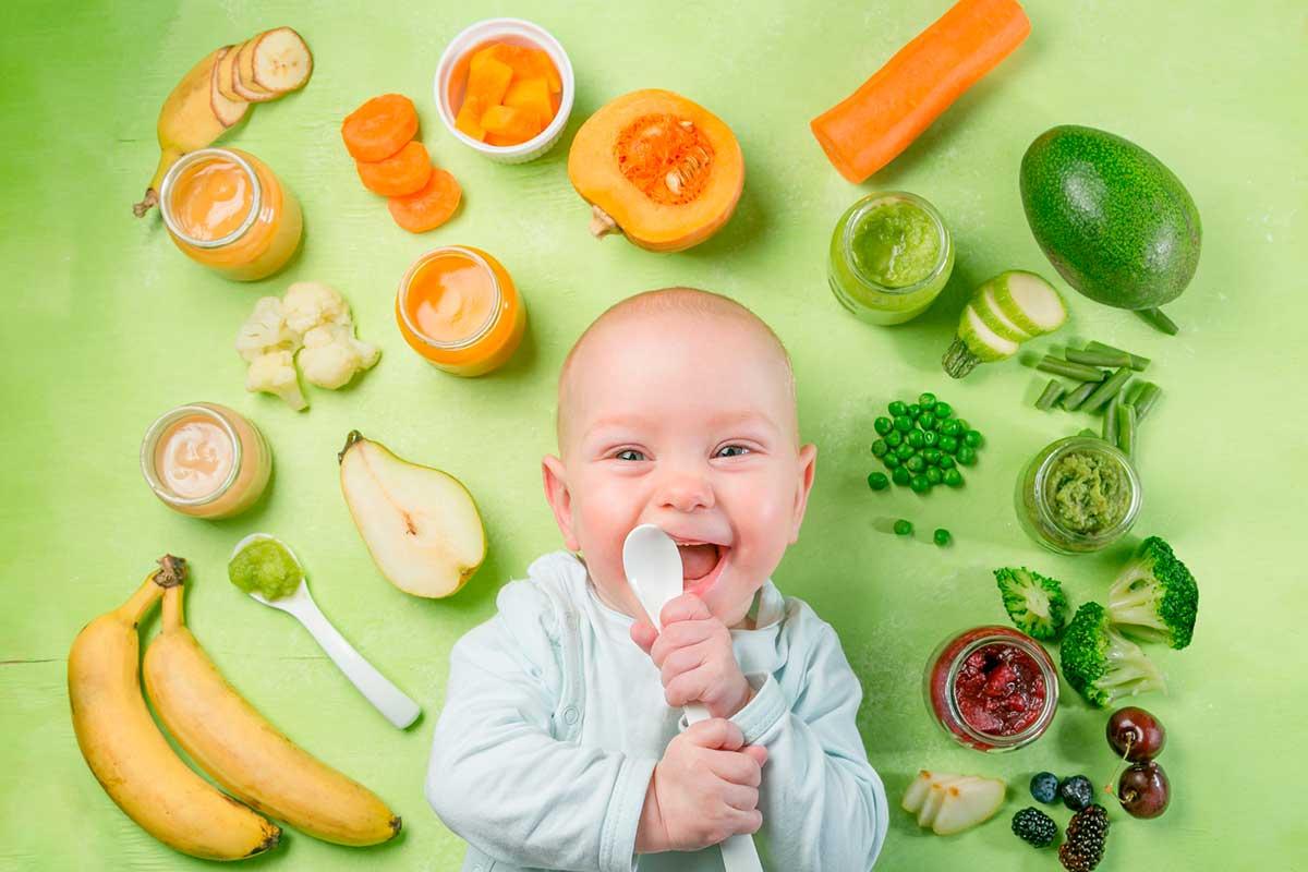 alimentació infantil bebe