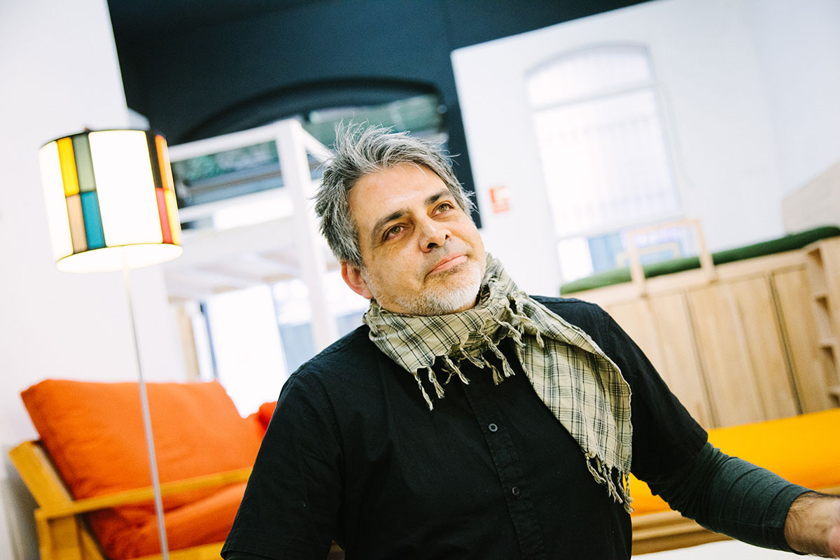 Entrevista a Edgar Tarrés