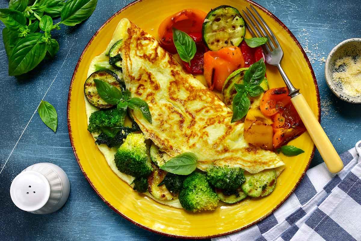 Encara no menges verdura per esmorzar?
