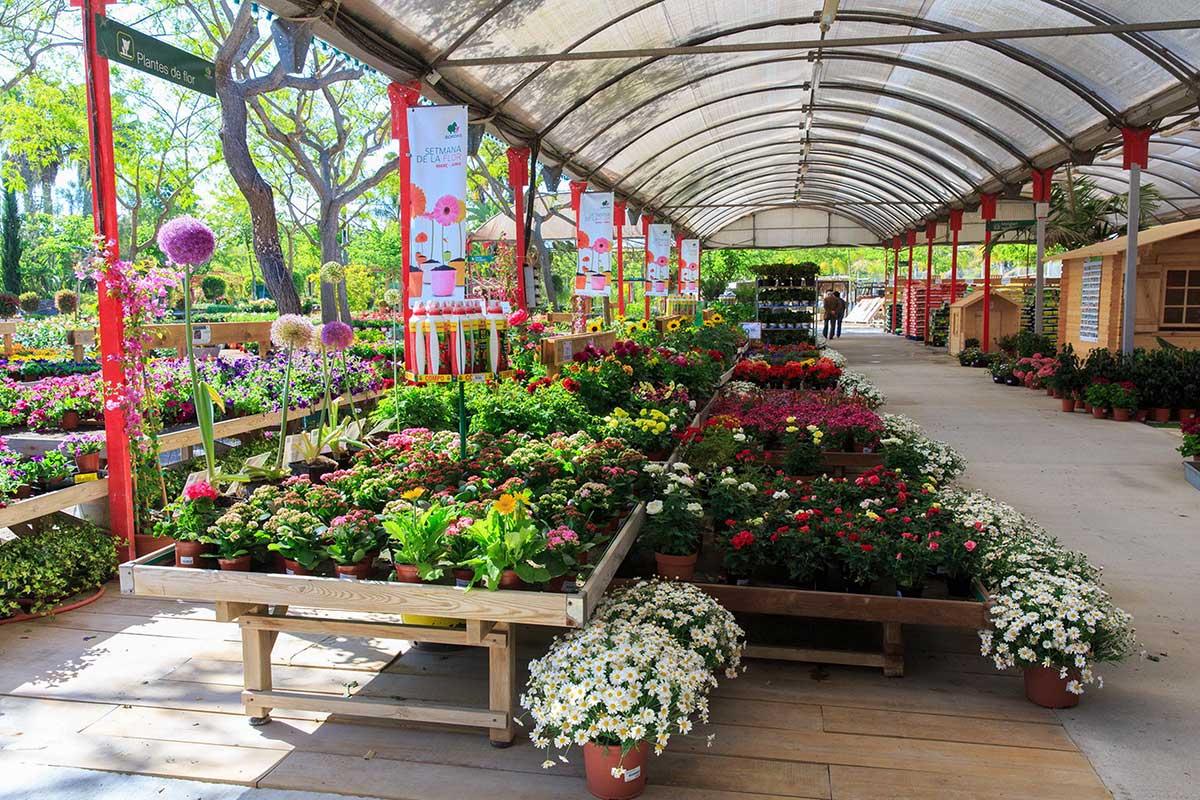 Garden Center Bordas, horticultura i la jardineria ecològica