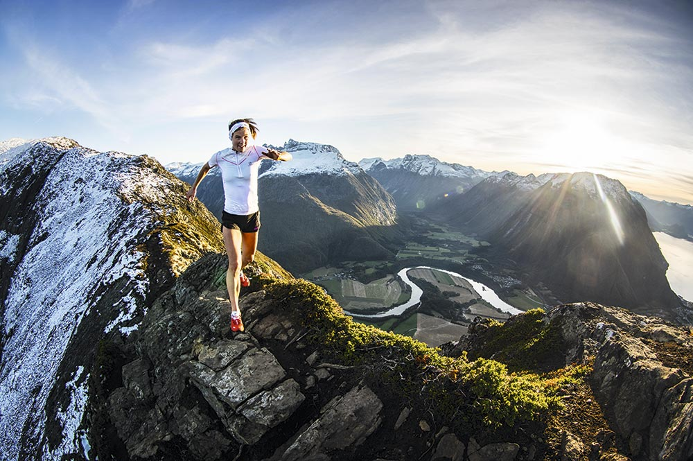 Entrevista a l'esportista Emelie Forsberg