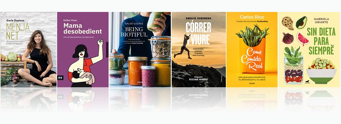 Sortegem 7 llibres de salut i alimentació