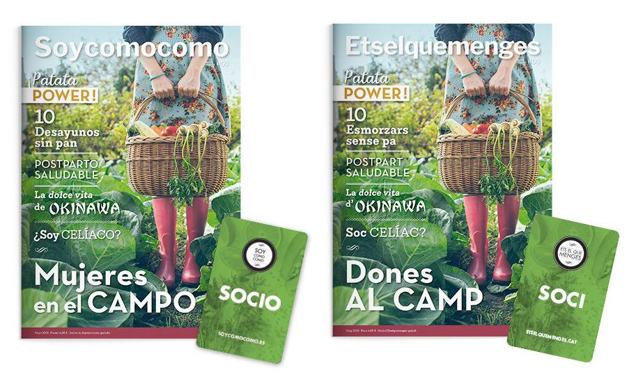 Nou carnet de socis de Soycomocomo