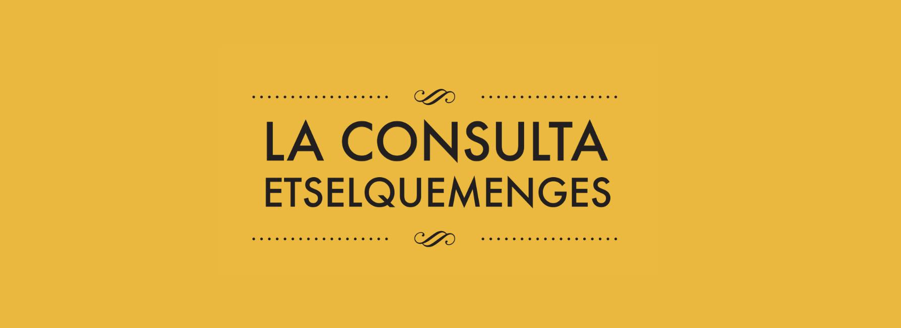 Sortegem 1 visita gratuïta a la Consulta d'Etselquemenges