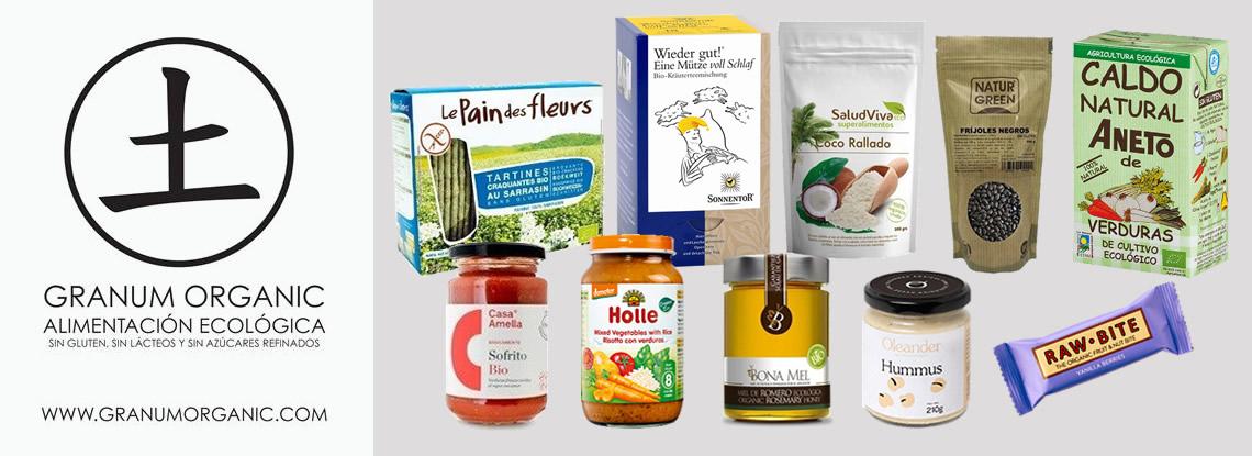 Sortegem 1 lot de productes Granum Organic