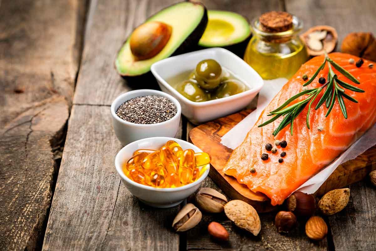 Evita la inflamació amb una proporció adequada d'omega-6 i omega-3