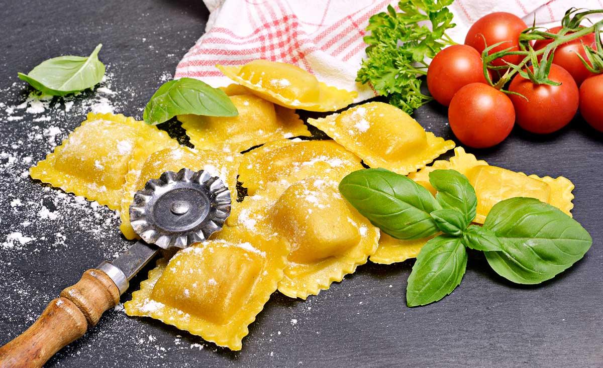 Com puc triar una bona pasta fresca farcida?