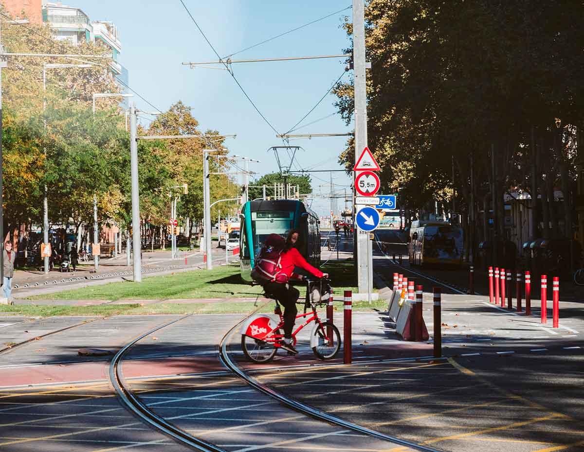 barcelona movilitat sostenible