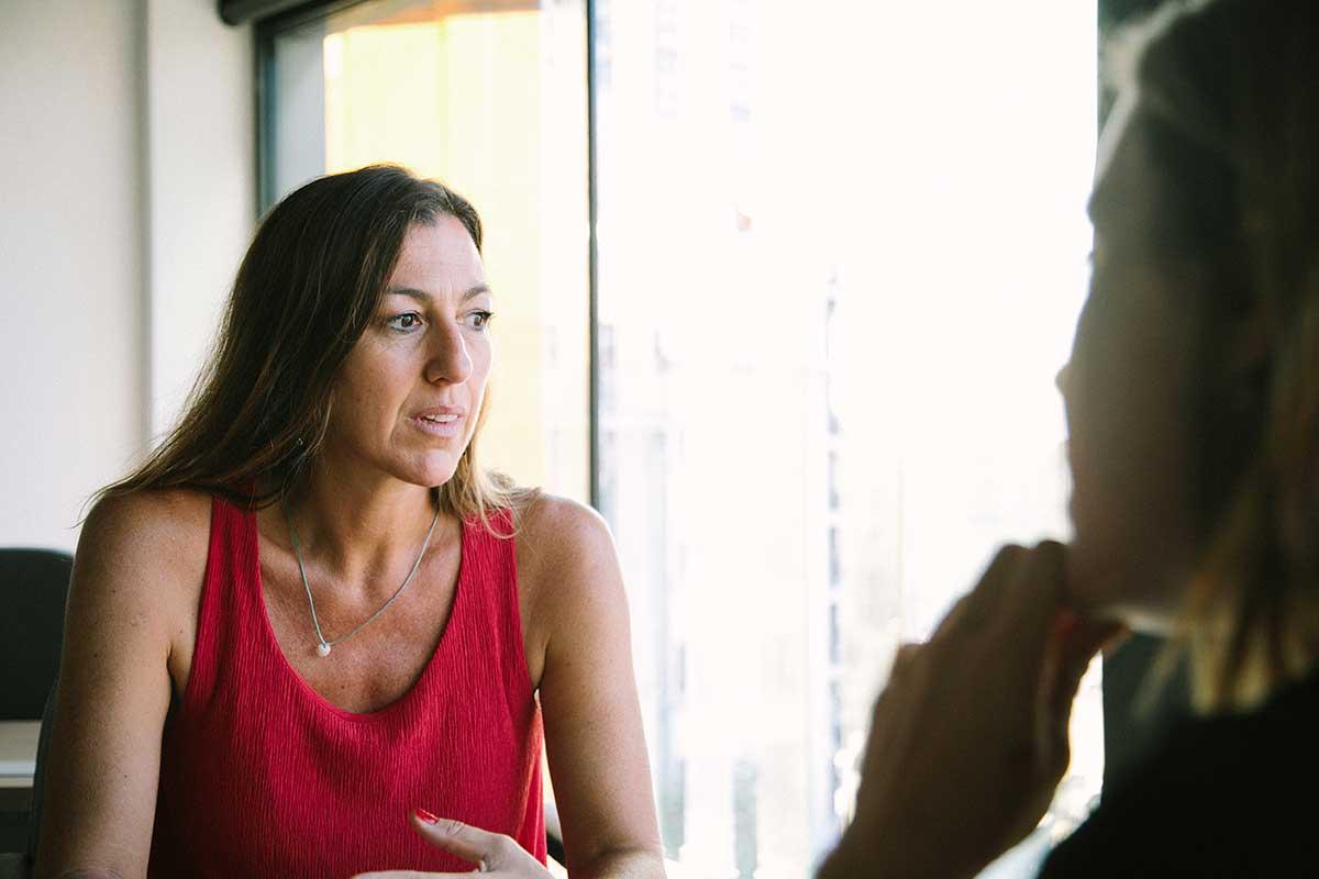 Entrevista a Moria Bortagaray