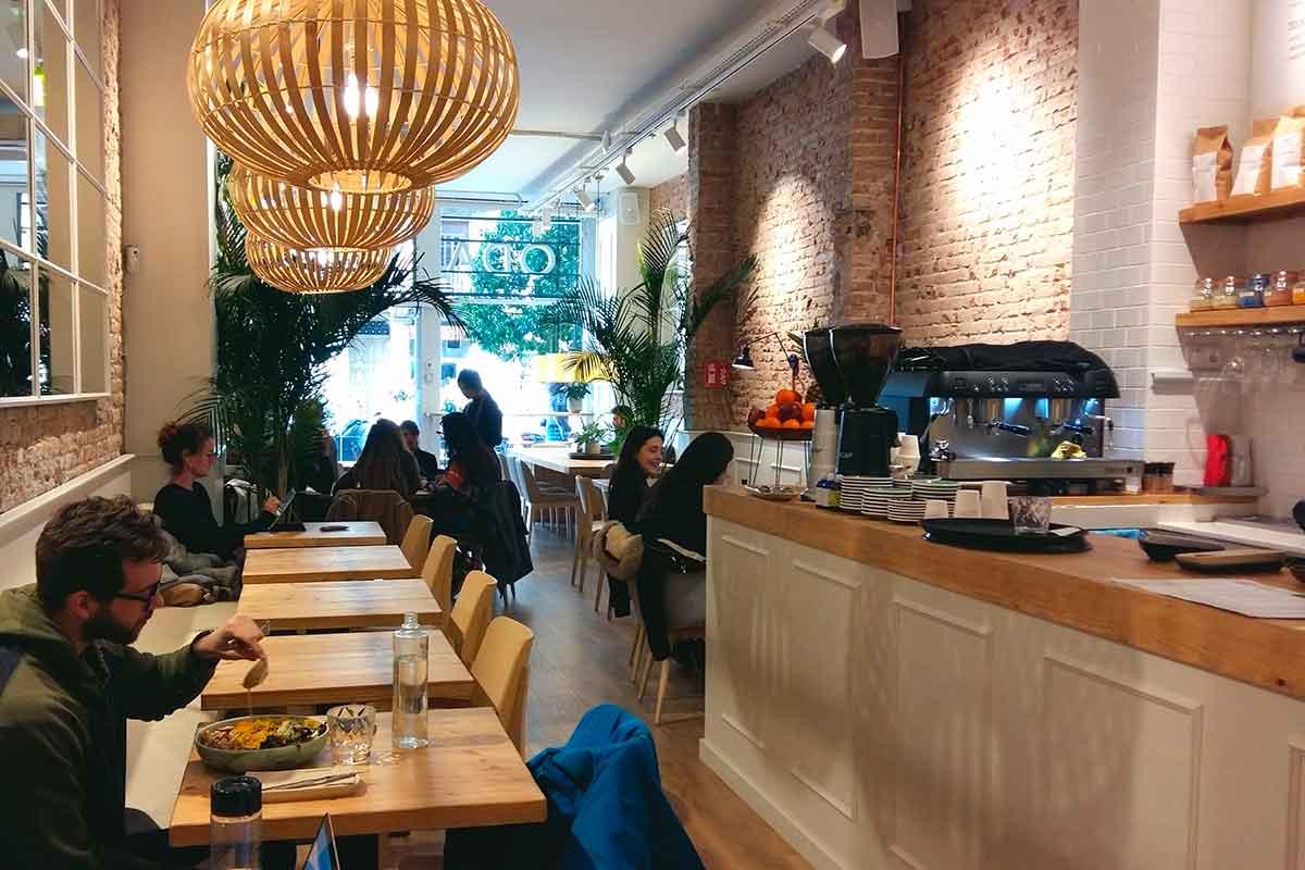 Restaurant saludable Barcelona