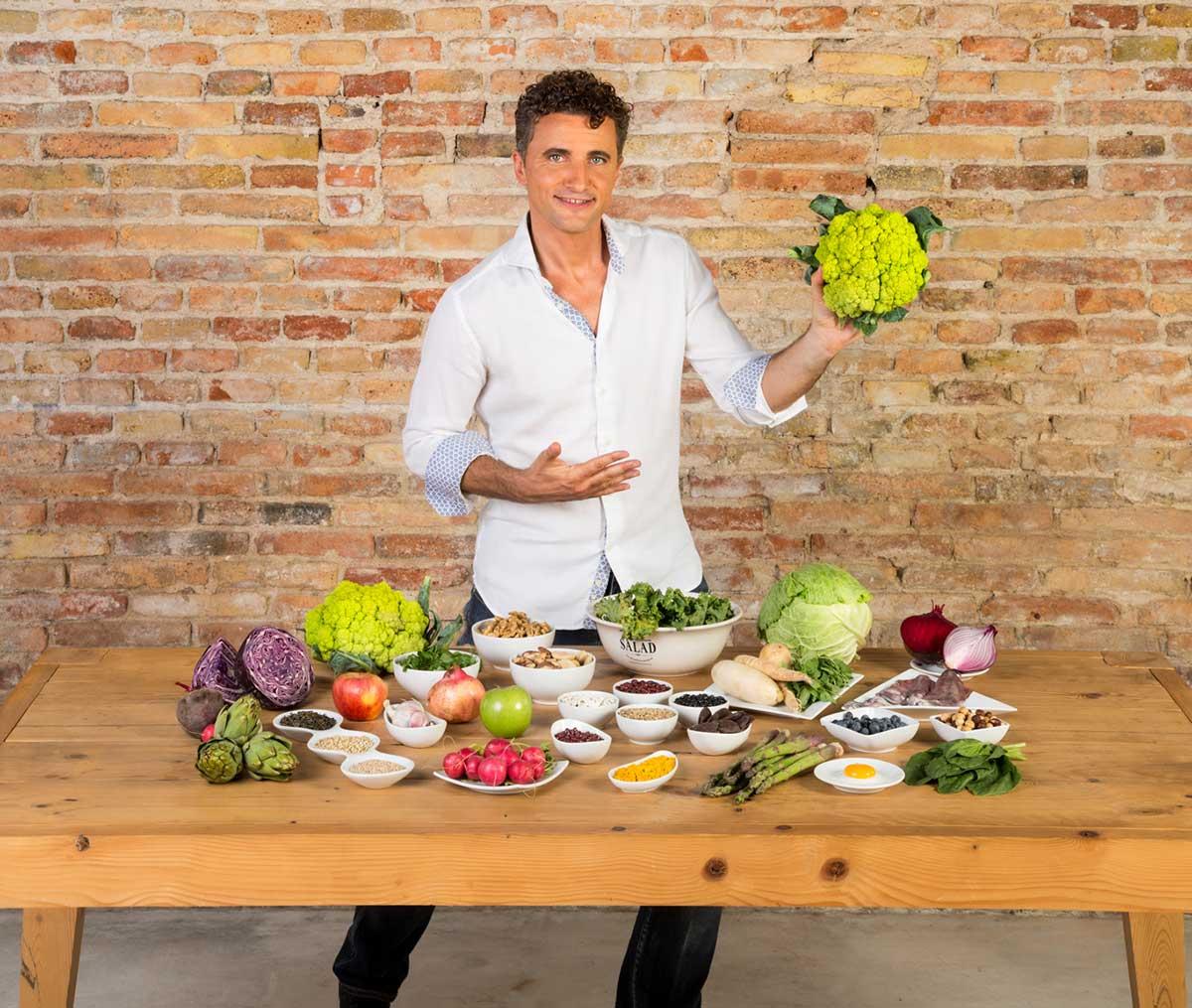 Xevi-Verdaguer diu adeu a les dietes llargues i restrictives