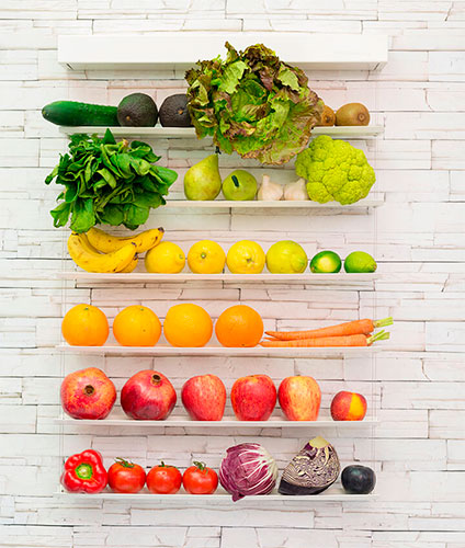fruitwall