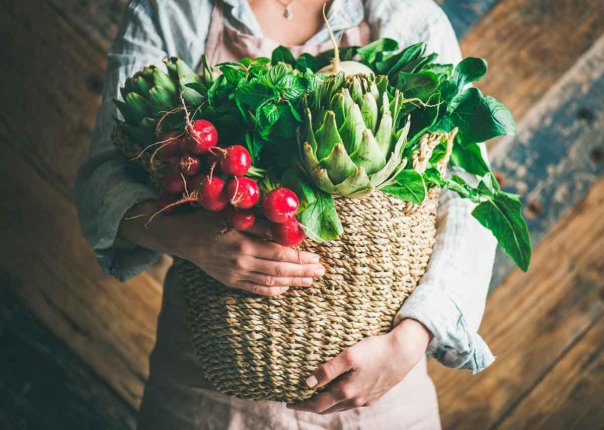 verdures primavera