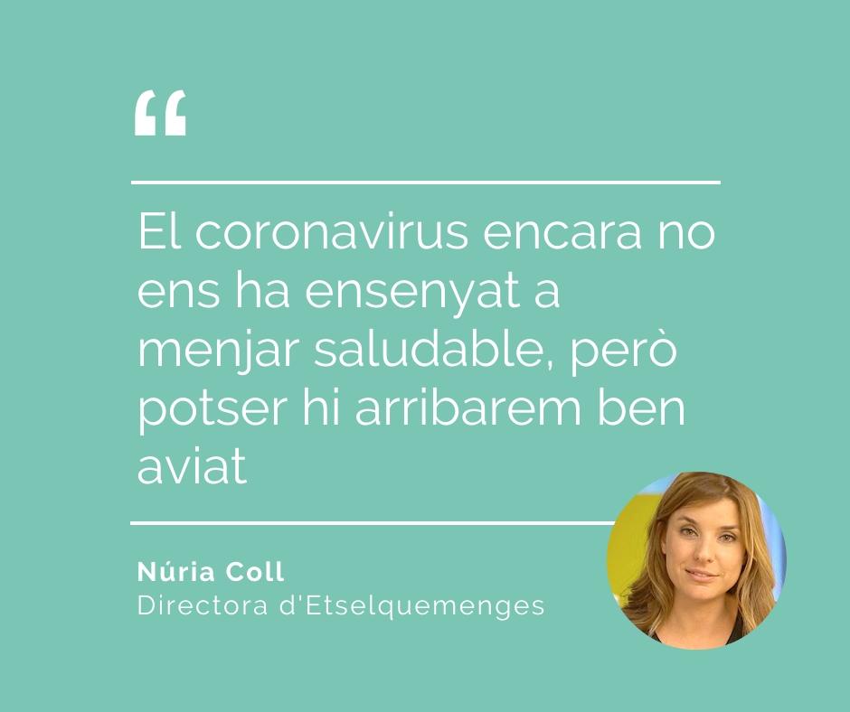 Coronavirus Núria