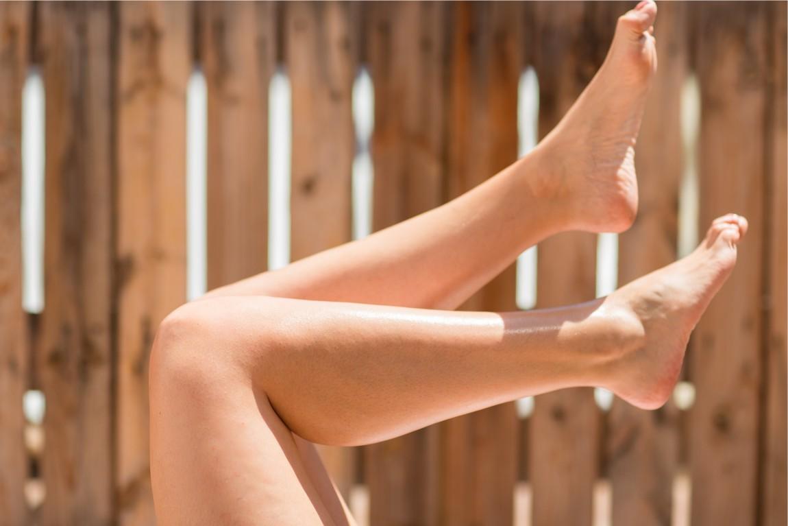Pell protegida al sol Freshly Cosmetics