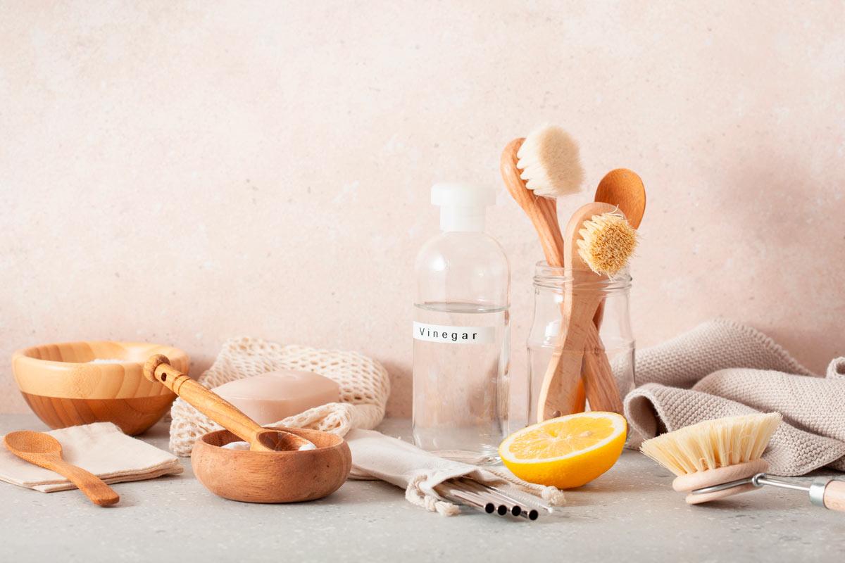 Productes neteja naturales