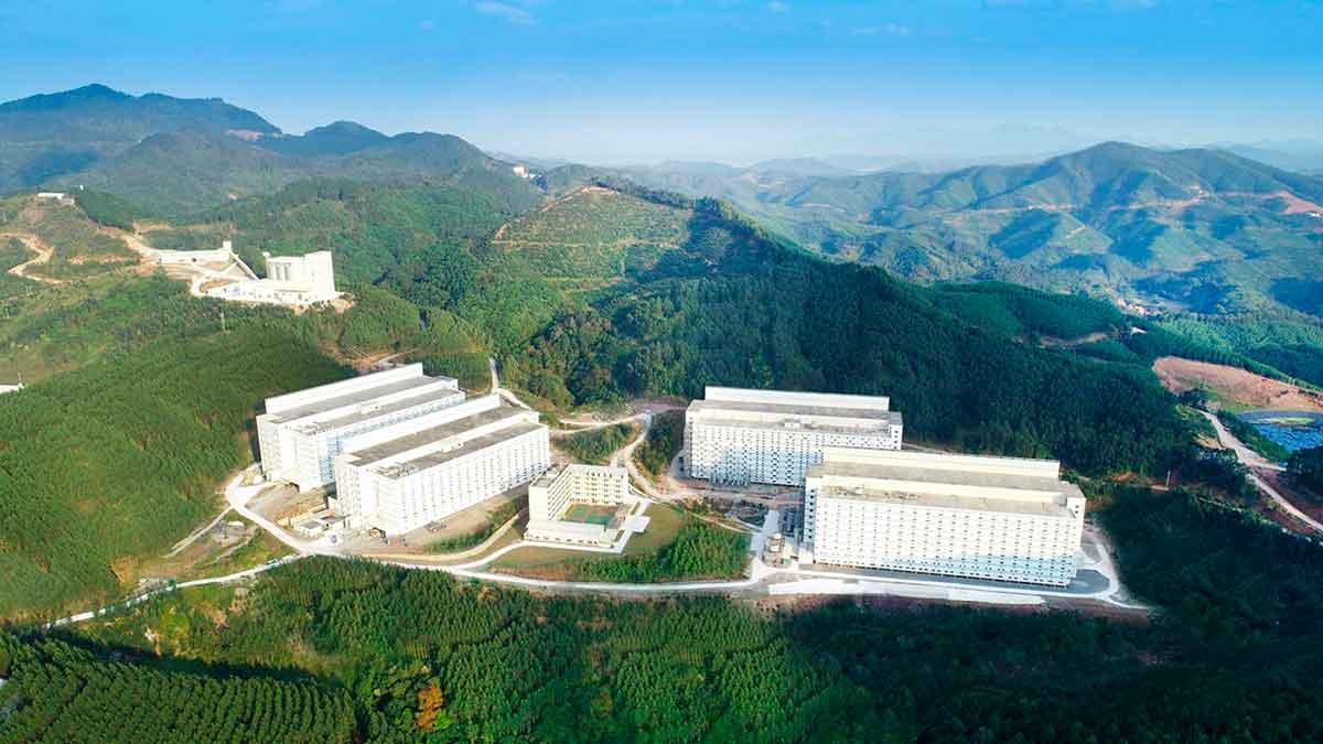 Hospital cavuna Xina