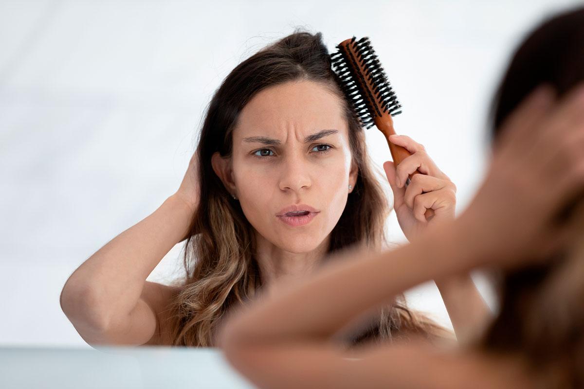 Evita la caiguda da cabell amb nutrients específics