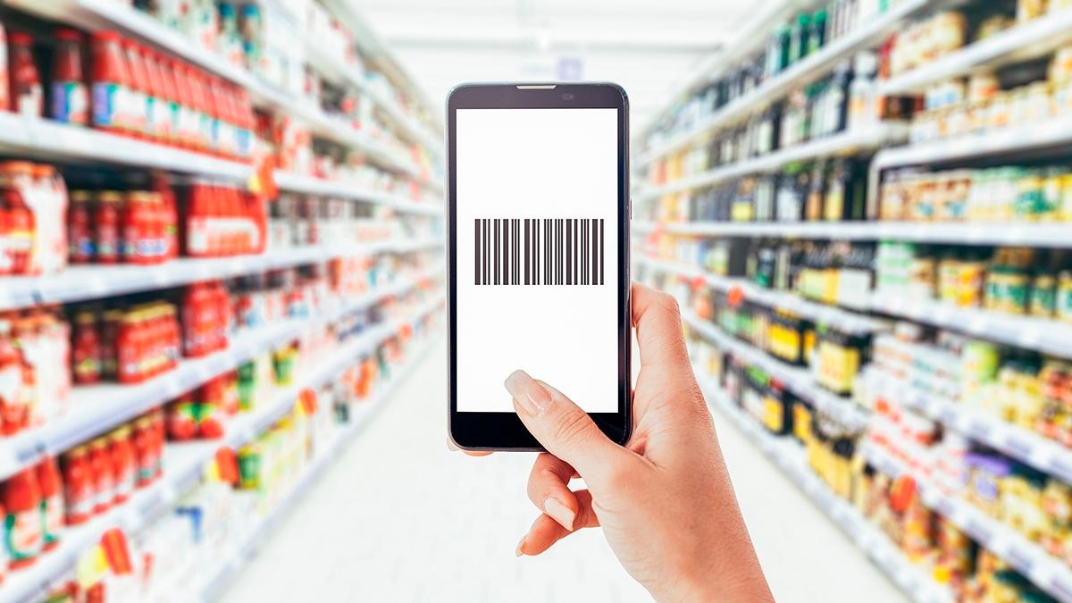 esborreu les apliacacions d'escaneig d'aliments