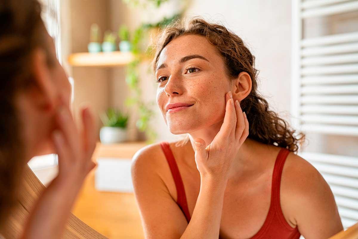 aigua termal per a la pell sensible