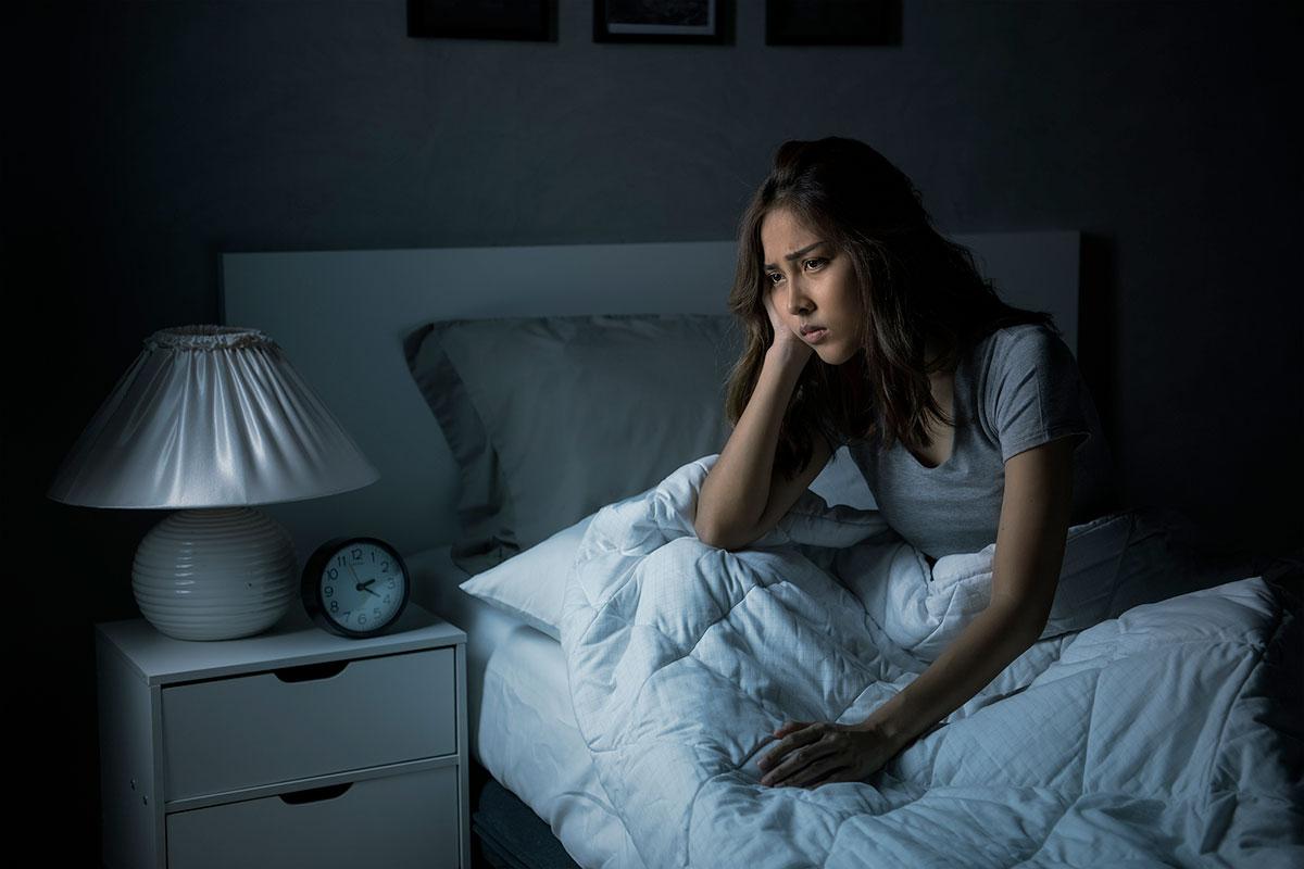 dones tenen més insomni que homes
