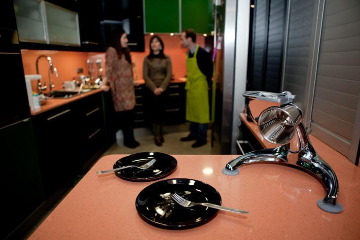 foto Xènia Elias i Ben Cañada, especialistes en cuina saludable i distribuïdors de parament de cuina - 9
