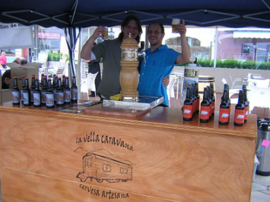 foto La Vella Caravana: cervesa artesana per vocació - 1