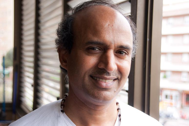 foto Sudhakar Powar, metge ayurvèdic - 1