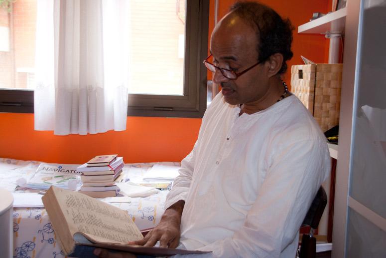foto Sudhakar Powar, metge ayurvèdic - 3