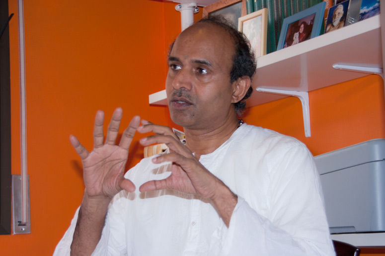 foto Sudhakar Powar, metge ayurvèdic - 5