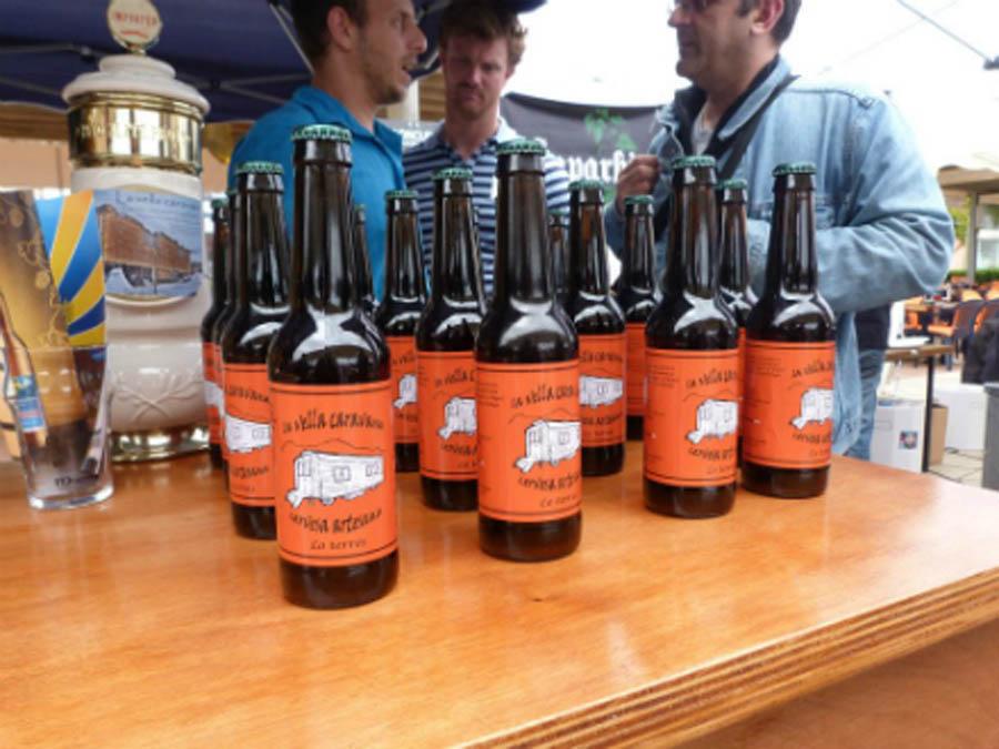 foto La Vella Caravana: cervesa artesana per vocació - 2