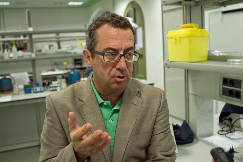 Joan M. Llobet, catedràtic de toxicologia del Departament de Salut