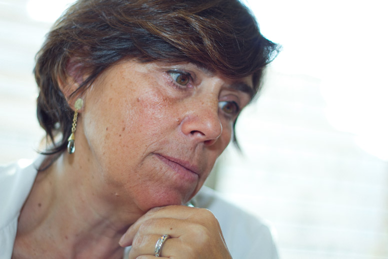 Dra. Montserrat Noguera, metgessa biològica