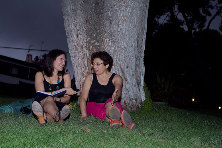 Montserrat Palacín, metge i reeducadora postural global