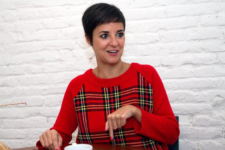 Gemma Ruiz, periodista
