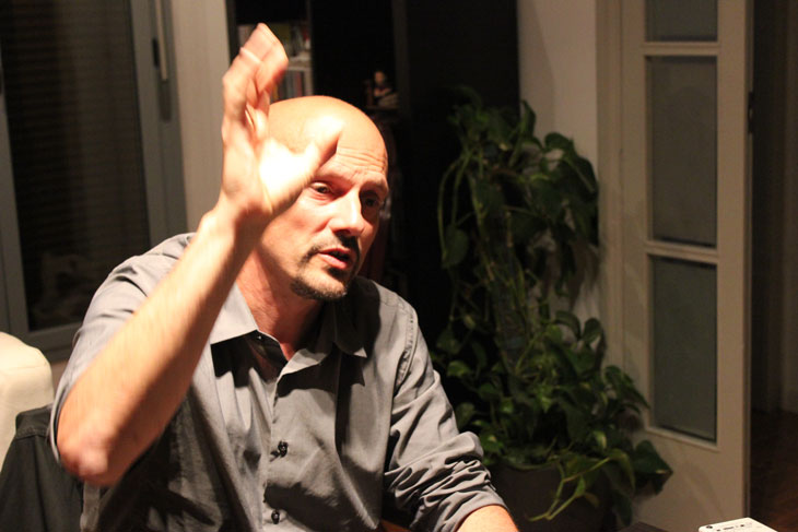 foto Joan Carles López, expert en geobiologia i radiacions de l'hàbitat - 4