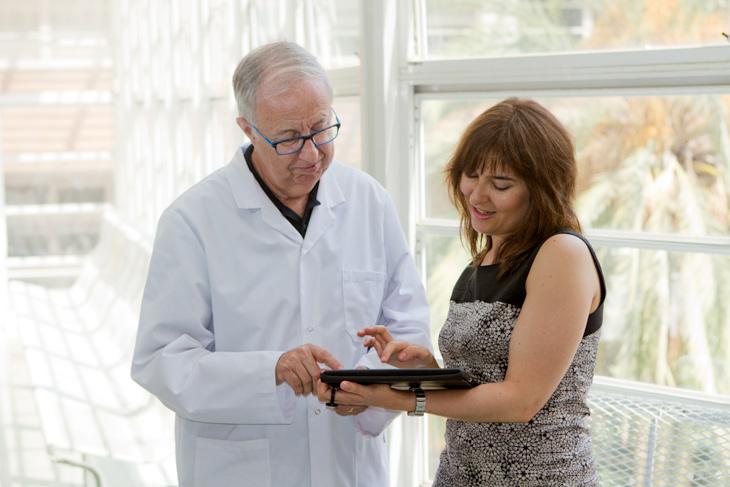 Dr. Josep Lluís Domingo, toxicòleg i director de l'aplicació Ribefood