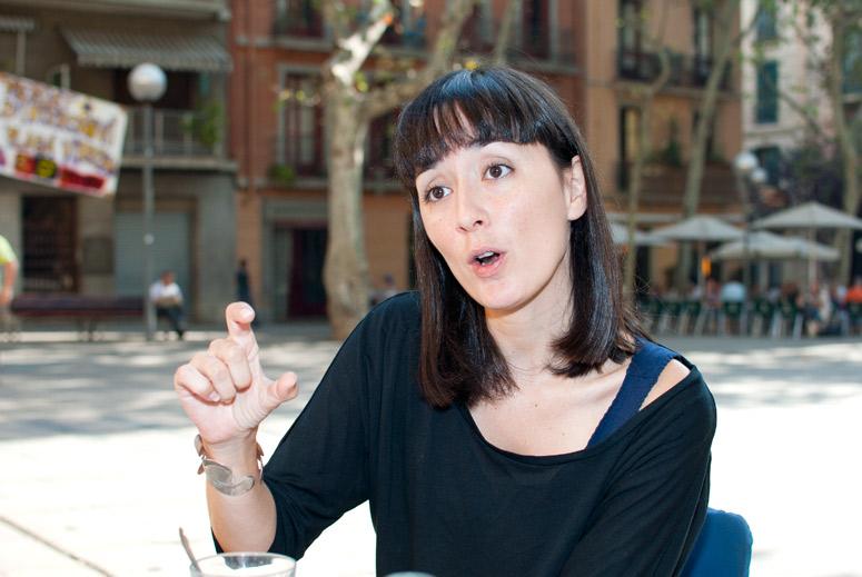 foto Judith Antequera, periodista i presentadora del Canal 3/24 - 1